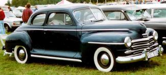 1948 Plymouth Club Coupe