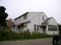 Rear and side view of house