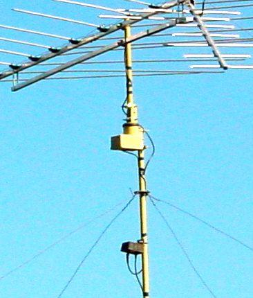 VHF-UHF antenna