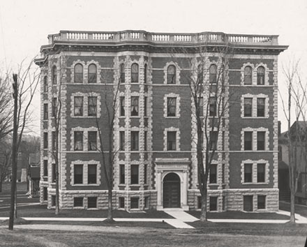 Winchell Hall Dormitory for Women