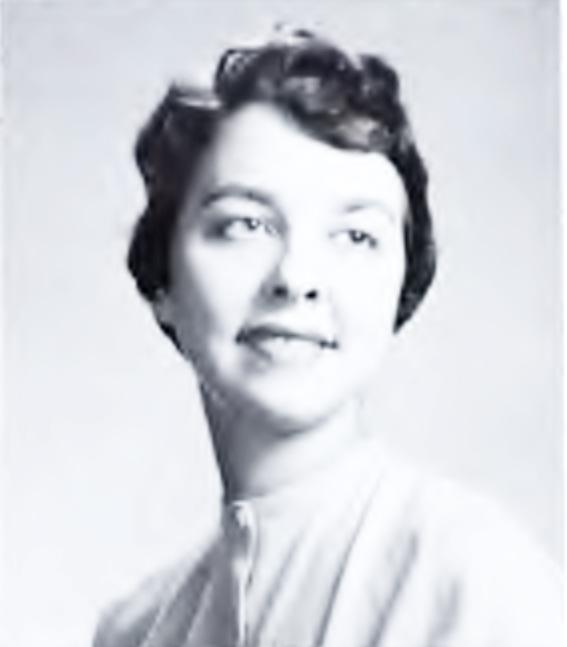 Donna Cianchetti 1956