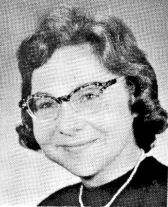 Hedy Cmieleweski 1959