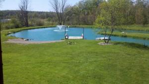PA farm pond