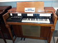 Hammond Chord Organ