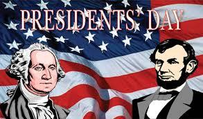 President's day?