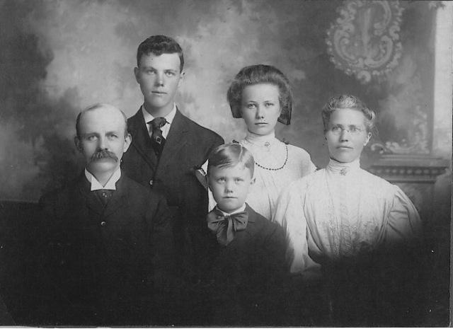 Frantzen family